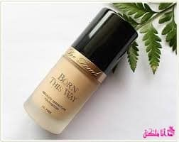 كريم اساس تو فايسد TOO FACED Born This Way Foundation
