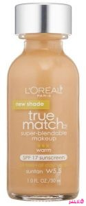 كريم اساس لوريال باريس L'ORÉAL PARIS True Match Super-Blendable Makeup