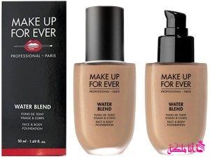كريم اساس ميك اب فور ايفر Duo Mat Powder Foundation من Make Up For Ever