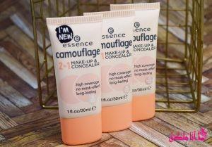 camouflage 2in1 make up concealer