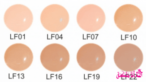 Flormar soft touch foundation