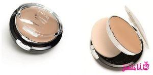 Isadora cream powder foundation