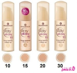 stay all day 16h long lasting makeup