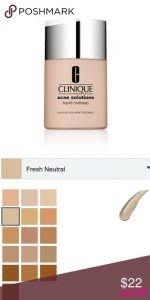 Clinique Acne Solutions Liquid Makeup Foundation