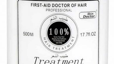 كريم طبيب الشعر